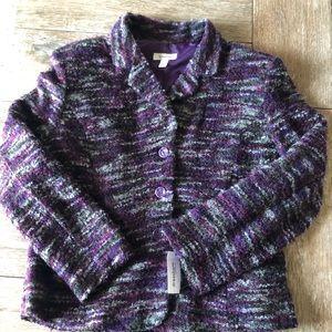 Dressbarn Jacket/Blazer, Woodland B, Size XL